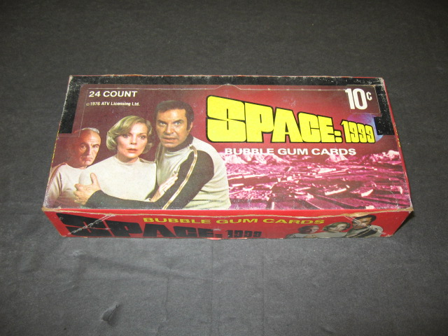 1976 Donruss Space 1999 unopened Wax Pack